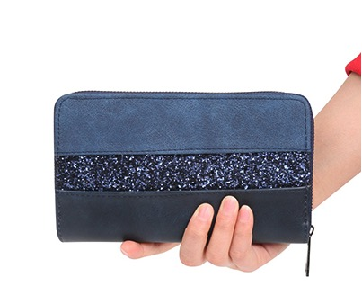 Látková peňaženka pre dámy - 5 farieb