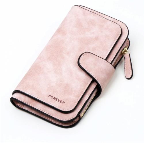 Látková dámska peňaženka v 5 farbách