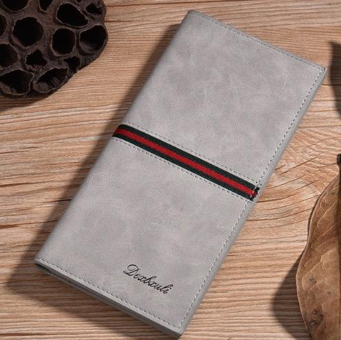 Pánska kožená peňaženka - 3 farby
