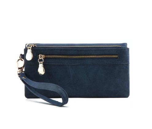 5ce06945dd Zipsová dámska peňaženka - 7 farieb - Dokladovky.sk