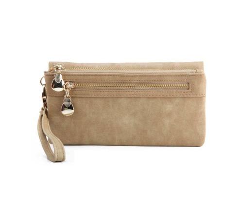 Zipsová dámska peňaženka - 7 farieb