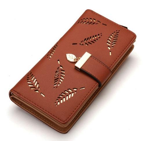 Dámska peňaženka jesennej kolekcie - 5 farieb
