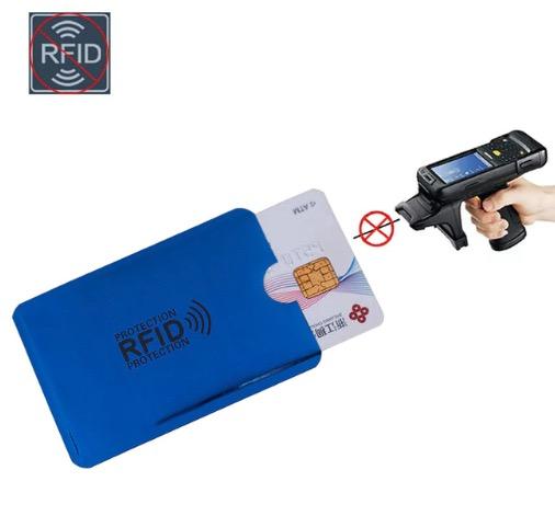 RFID Odolné púzdro na kartu